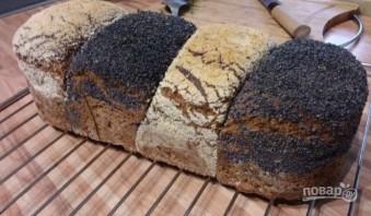 Морковный хлеб на полбяной муке - фото шаг 8