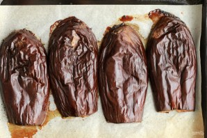 Запеченные баклажаны в духовке - фото шаг 3