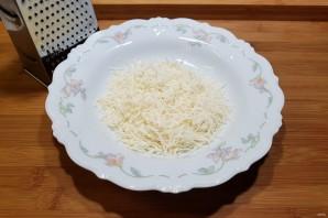 Киш со шпинатом и сыром - фото шаг 6
