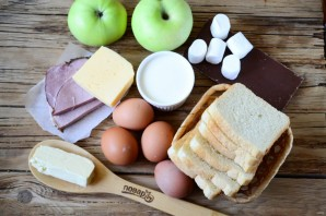Французские тосты (мастер-класс) - фото шаг 1