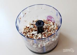 Кофейно-ореховый кекс - фото шаг 3