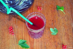 Компот из замороженных ягод - фото шаг 7