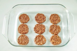 Шоколадное овсяное печенье - фото шаг 7