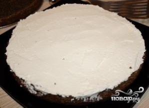 Торт с киви - фото шаг 5