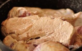 Свинина с яблоками - фото шаг 1