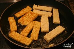 Жареный сыр тофу - фото шаг 3