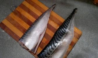 Рыба, запеченная в мультиварке - фото шаг 1