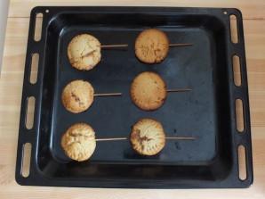 Печенье на палочке - фото шаг 12
