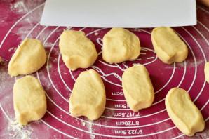 Чебуреки на сливочном масле - фото шаг 6