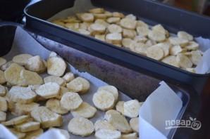 Пирог на банановой муке - фото шаг 1
