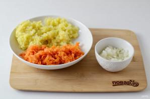 Вегетарианский салат на Новый год Быка - фото шаг 4