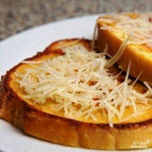 Французские тосты с сыром - фото шаг 9