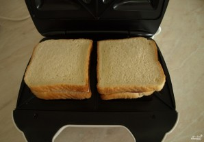 Сэндвичи в сэндвичнице - фото шаг 2