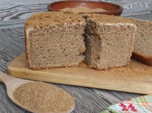 Хлеб для диабетиков в хлебопечке - фото шаг 6