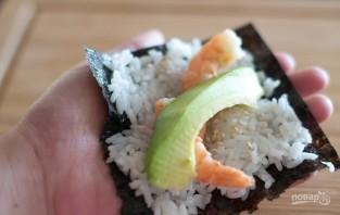Суши простые - фото шаг 3