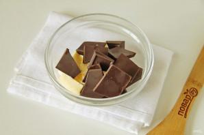"""Шоколадный """"Брауни"""" в духовке - фото шаг 2"""