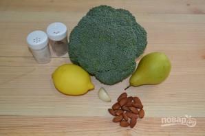 Салат с капустой и грушей - фото шаг 1