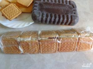 Десерт из печенья и творога - фото шаг 7