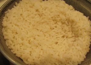 Фрикадельки с рисом - фото шаг 5