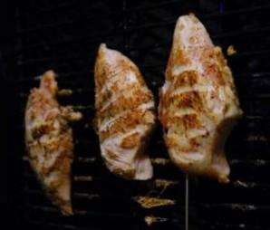 Куриное филе на решетке - фото шаг 3