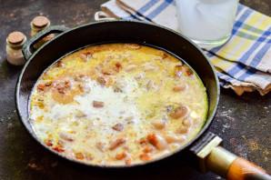 Фасоль в сливочном соусе - фото шаг 8