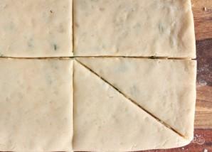 Картофельные лепешки с зеленым луком - фото шаг 6