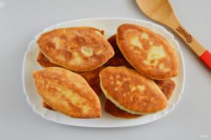 Вкусные пирожки на кефире - фото шаг 19