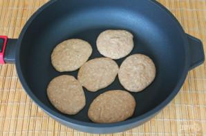 Оладьи на сухой сковороде - фото шаг 6