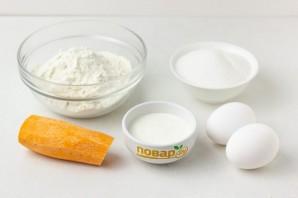Морковный бисквит - фото шаг 1