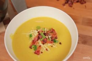 Пряный суп-пюре из тыквы - фото шаг 6
