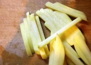 Лаваш с овощами - фото шаг 1