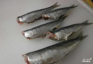 Рыба по-итальянски - фото шаг 1