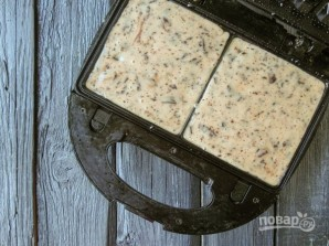 Бельгийские вафли для электровафельницы - фото шаг 7