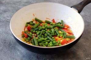 Рис с тофу и овощами - фото шаг 5
