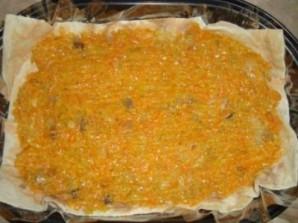 Пирог из лаваша с рыбой - фото шаг 5