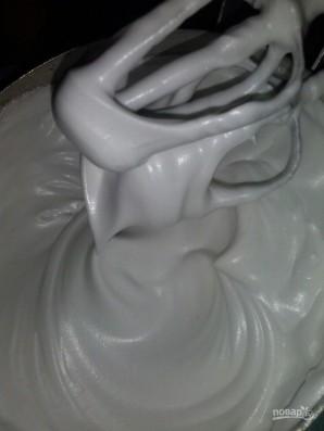 Трубочки с белковым заварным кремом - фото шаг 6