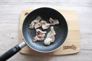 Суп из тыквы с беконом - фото шаг 8