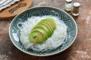 """Салат """"Эби авокадо"""" - фото шаг 6"""