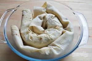 Закусочный торт из лаваша - фото шаг 5