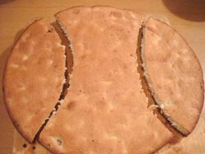 """Торт """"Пасхальный кролик"""" - фото шаг 4"""