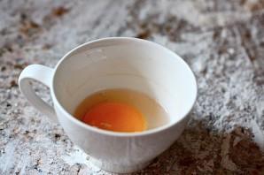 Персиковый пирог из песочного теста - фото шаг 14