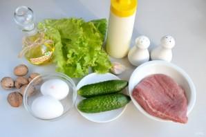 Салат на праздничный стол - фото шаг 1