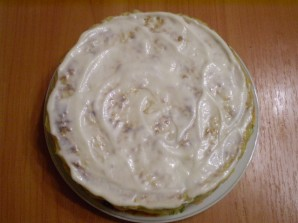Кабачковый торт - фото шаг 11