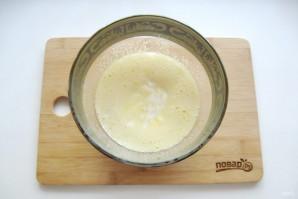 Лимонный кекс на кефире - фото шаг 3
