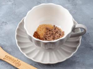 Кофе с пломбиром - фото шаг 2