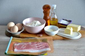Классическая итальянская паста - фото шаг 1