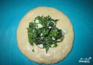 Пирожки со щавелем на кефире - фото шаг 5