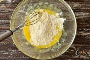 Хворост на йогурте - фото шаг 5