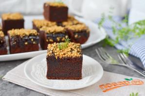 Шоколадные пирожные - фото шаг 12