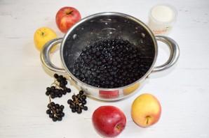 Варенье из яблок и рябины - фото шаг 3